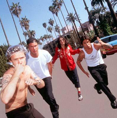 """COVERS & LOVERS : 1992 LP """"WHAT HITS?"""" RED HOT CHILI PEPPERS"""